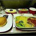 前往曼谷轉機第一餐