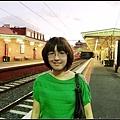 前往Flinders Station看跨年煙火