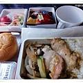 飛機餐,雞肉飯