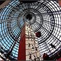 Melbourne Centre的屋頂