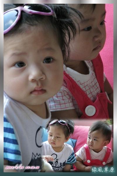 雙眼皮美女--湘湘&淯嫺
