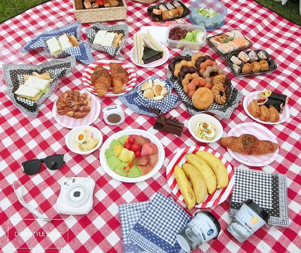#朵力#倔強朵力#穿搭#DORISTYLEBOOK #風格野餐#DORISTYLEBOOK #野餐
