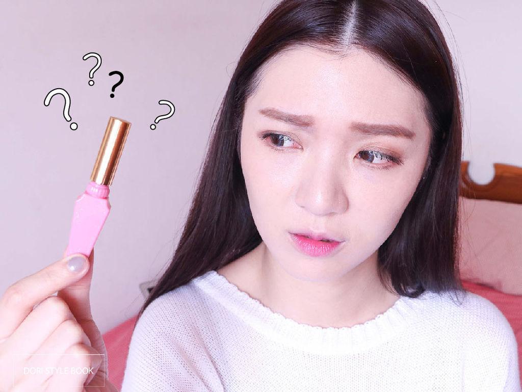 韓國染唇妝/倔強朵力/朵力/doristylebook