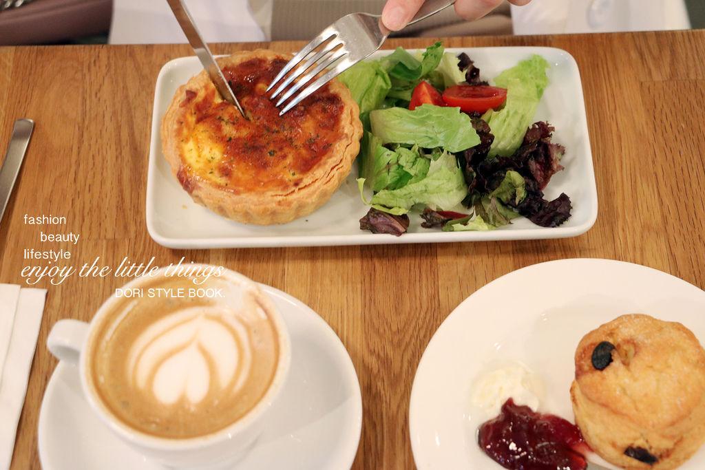 FIKAFIKA CAFE。倔強朵力。doristylebook。朵力
