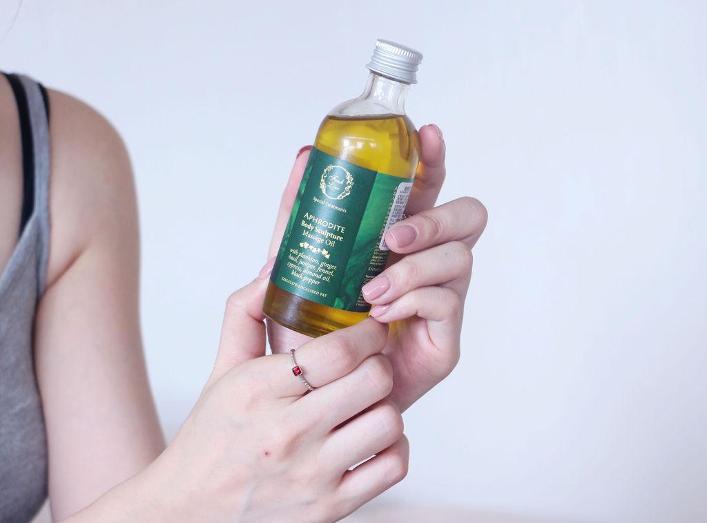 FRESH LINE 維納斯女神勻體緊緻調理油&女神去角質皂/倔強朵力/朵力/doristylebook