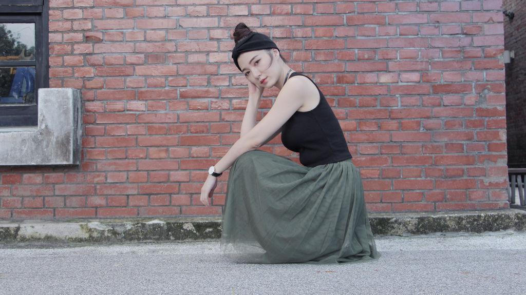 Peachy 六套紗裙穿搭 / 倔強朵力 /朵力/doristylebook