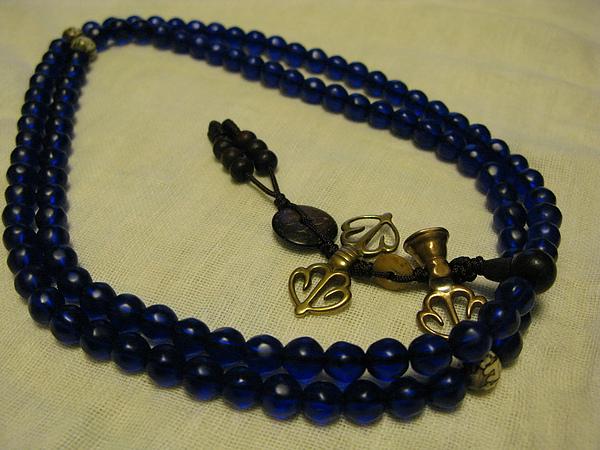 藍琉璃念珠