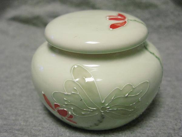 貢香儲藏瓷罐