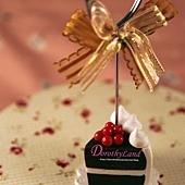 甜蜜巧克蛋糕夾C