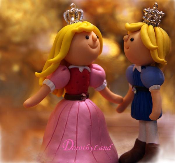 公主王子的約定