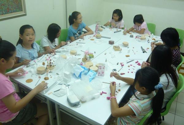 2009藝想天開暑期課程.JPG
