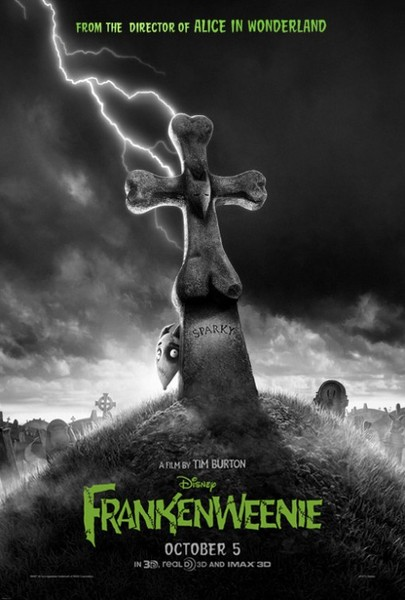 frankenweenie post