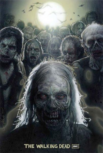 the Walking Dead post
