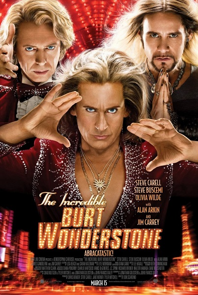 The Incredible Burt Wonderstone post
