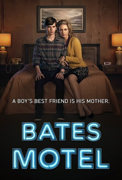 Bates Motel post
