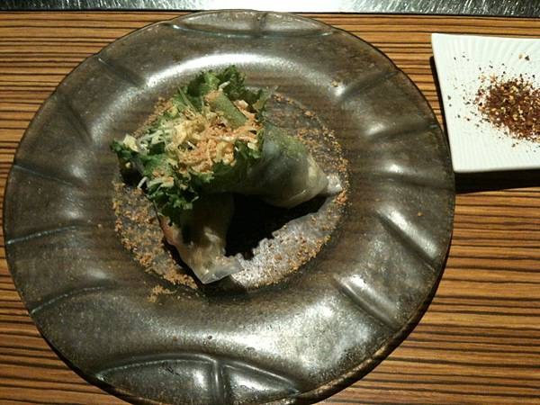 原燒-生春捲沙拉.JPG