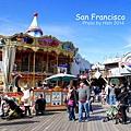 2014舊金山 39碼頭
