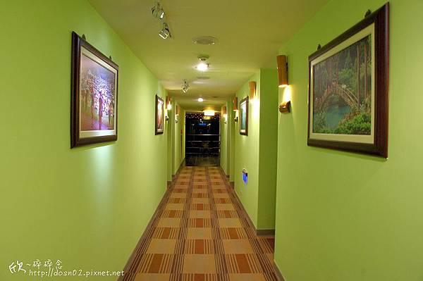 溪頭夏緹飯店