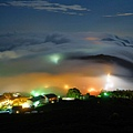 頂石棹雲海琉璃光