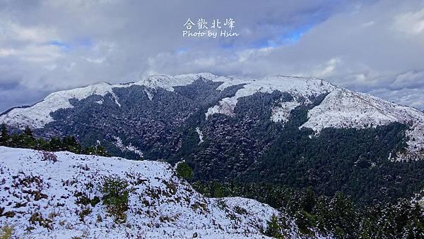 合歡山賞雪6