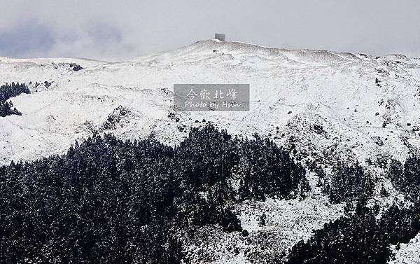 合歡山賞雪7