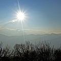 小笠原山日出