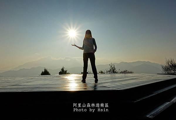 小笠原山觀景台日出