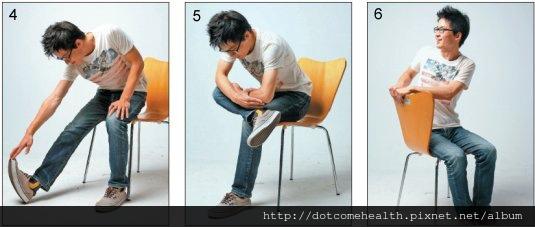 腰痠屁股痛 快來「坐」運動