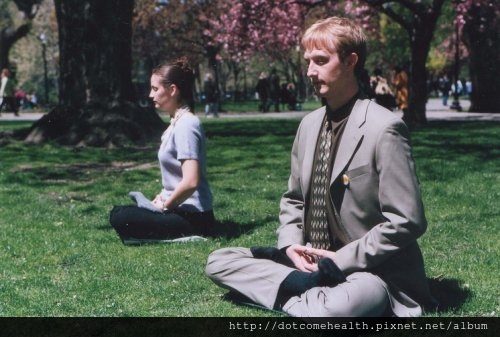 養生抗壓的法寶:靜坐