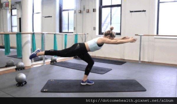 在家也能做!5招升級版美腿訓練