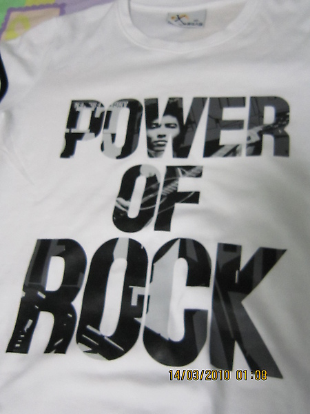 Power of Rock!
