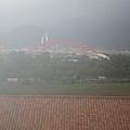 下雨天沒辦法遊冬山河只好遠眺蘭陽大僑2.JPG