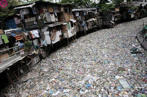 礦泉水造成的汙染8