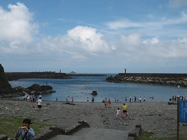 南方澳豆腐岬海水域浴.JPG