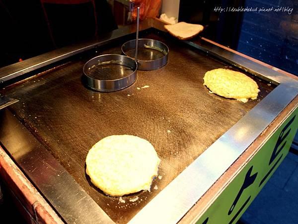 韓國忠武路早餐車