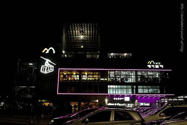 韓國四天三夜自由行南山N首爾塔