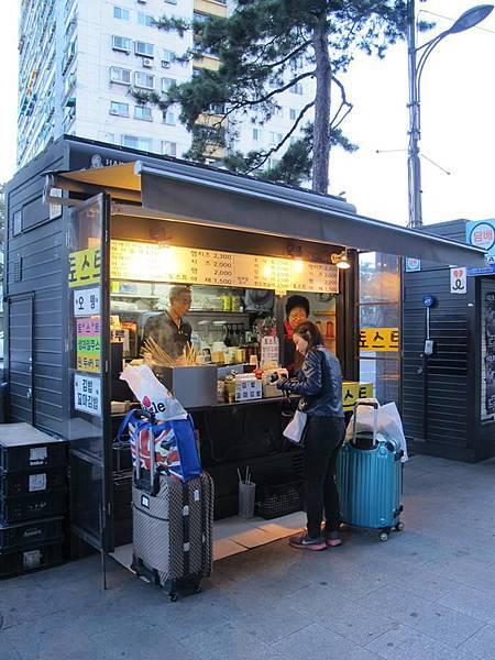 韓國自由行早餐推薦魚板
