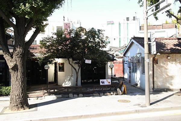 韓國四天三夜自由行安國站三清洞