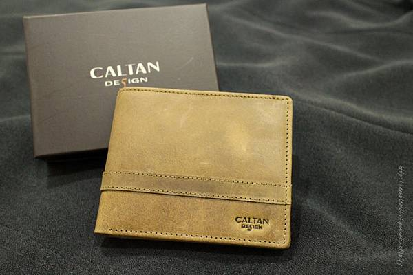 CALTAN DESIGN牛皮包