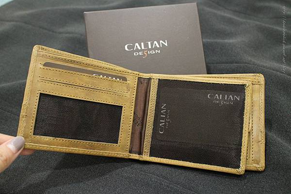 CALTAN DESIGN牛皮真皮包