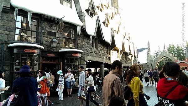 USJ日本環球影城哈利波特