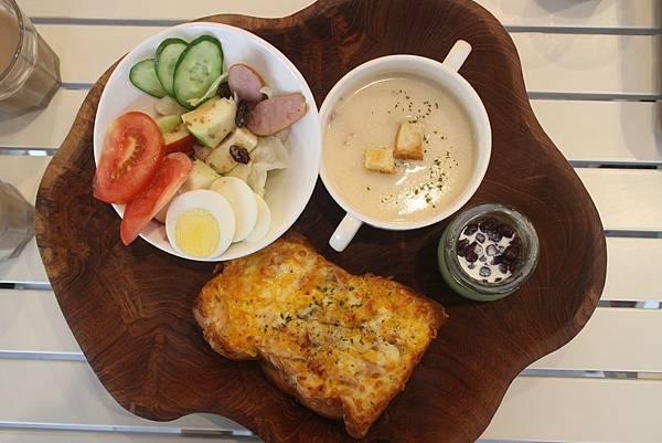小琉球民宿輪廓早餐