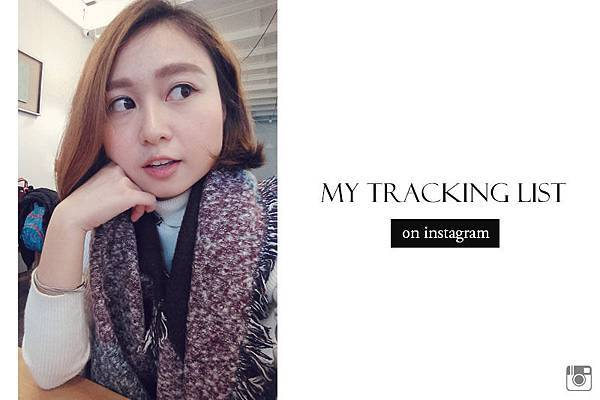 tracking list on instagram