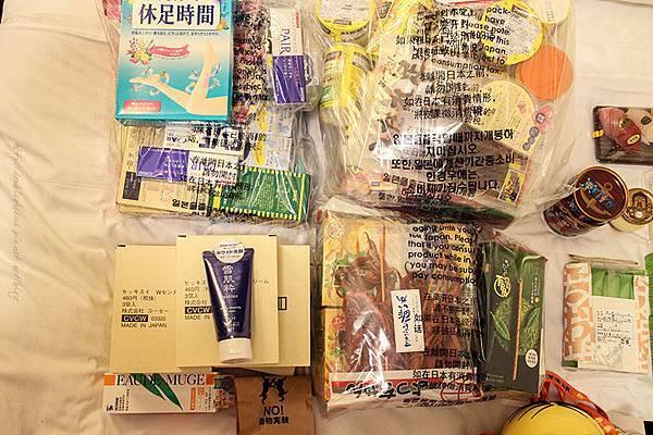 大阪心齋橋激安殿堂藥妝零食戰利品