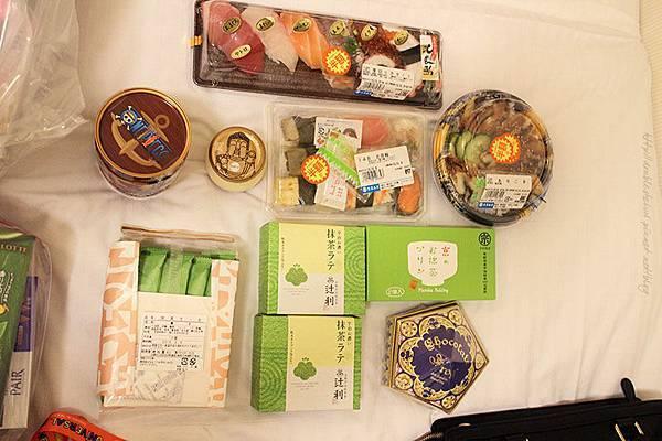 京都抹茶戰利品