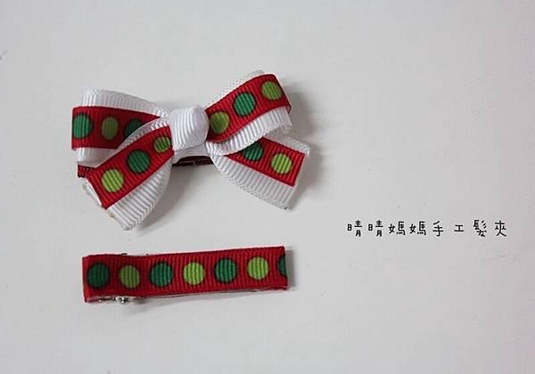 紅綠燈寶寶夾組$60