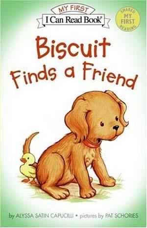 BISCUIT Find a Friend