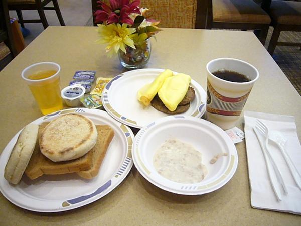 第三天的早餐