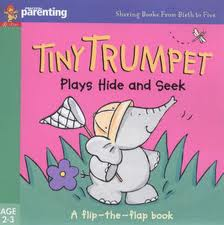 Tiny Trumpet Plays Hide And Seek