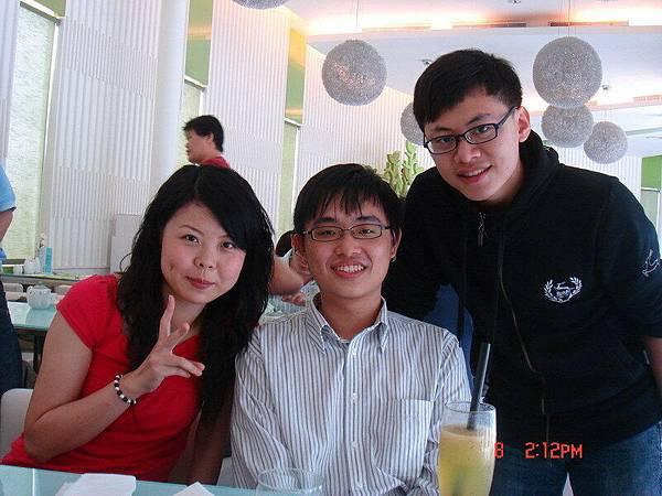 秀琪&me&楊ken